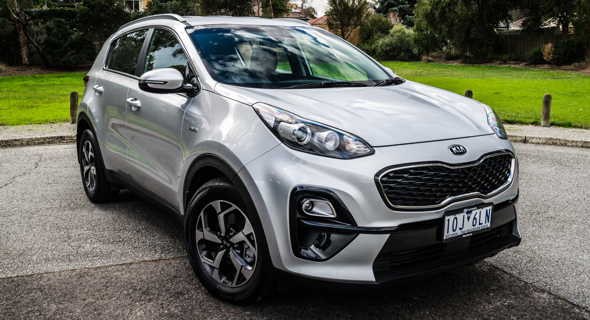 Driven: 2019 Kia Sportage Proves The Koreans Are Clearly ...