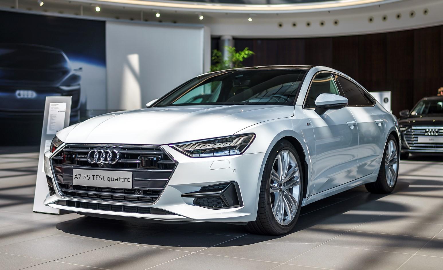 Kelebihan Audi A7 Harga
