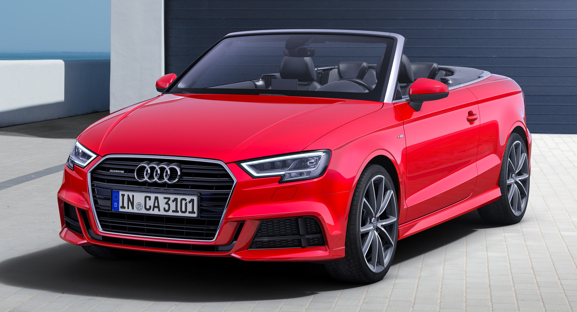 audi a3 cabriolet dropped for 2020