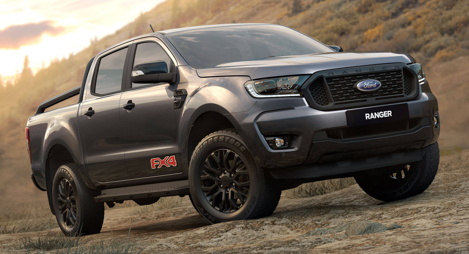 ford ranger fx special edition presented   aussie affair carscoops