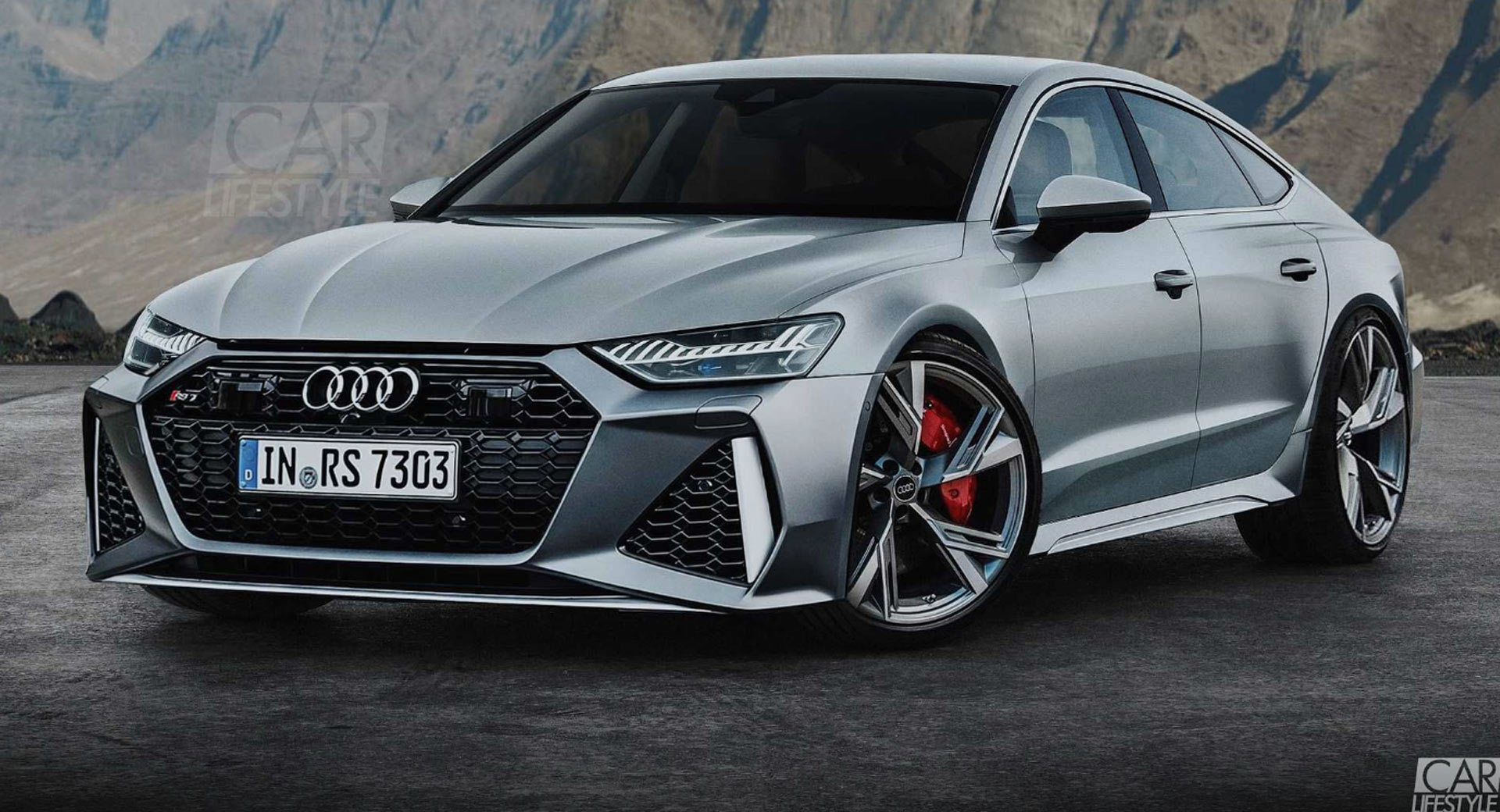 Audi Confirms New Rs7 Sportback For Frankfurt Motor Show Carscoops