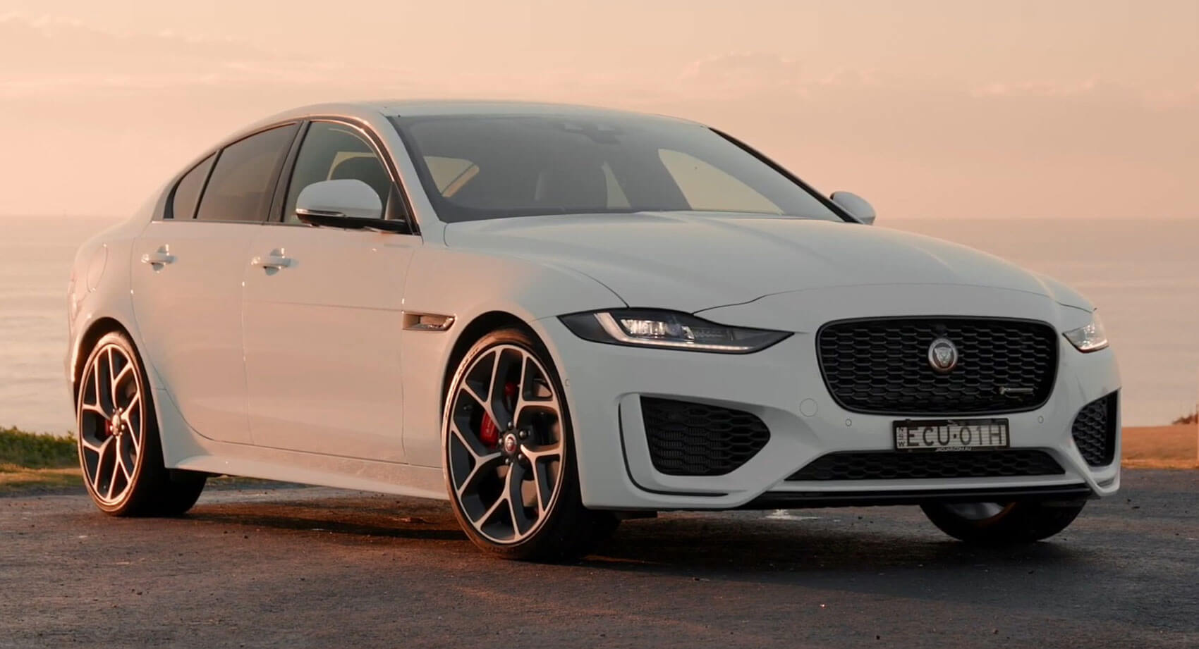 2020 Jaguar XE Model