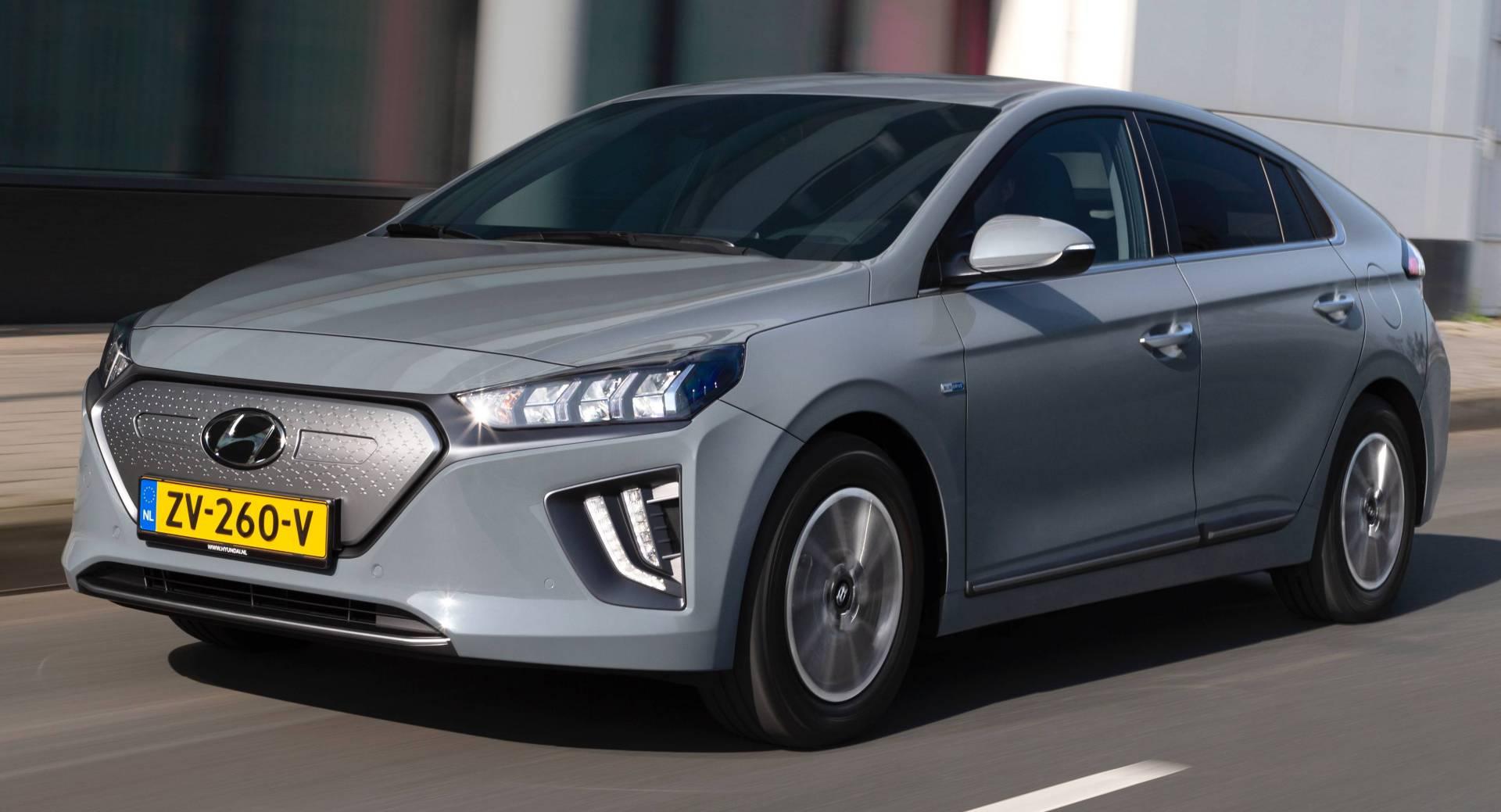Hyundai Ioniq Hybrid Kokemuksia