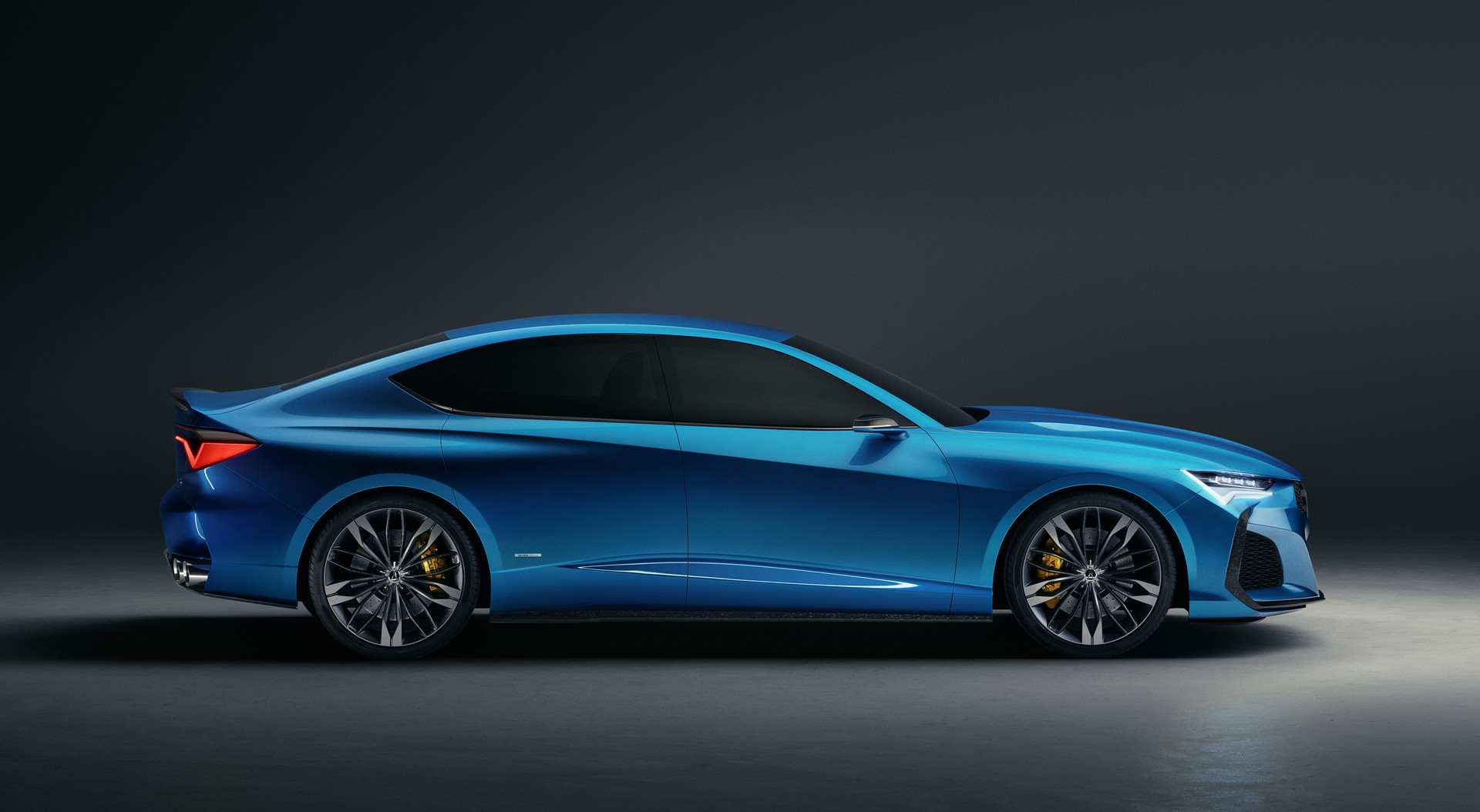 Meet the stunning looking Acura Type S Concept