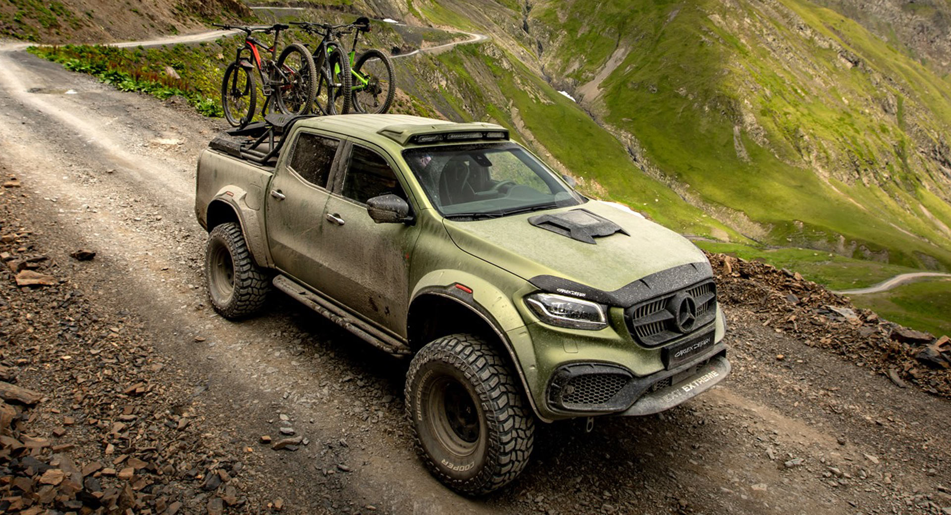 Merc's X-Class Gets An Attitude Adjustment - And Is Much ...
