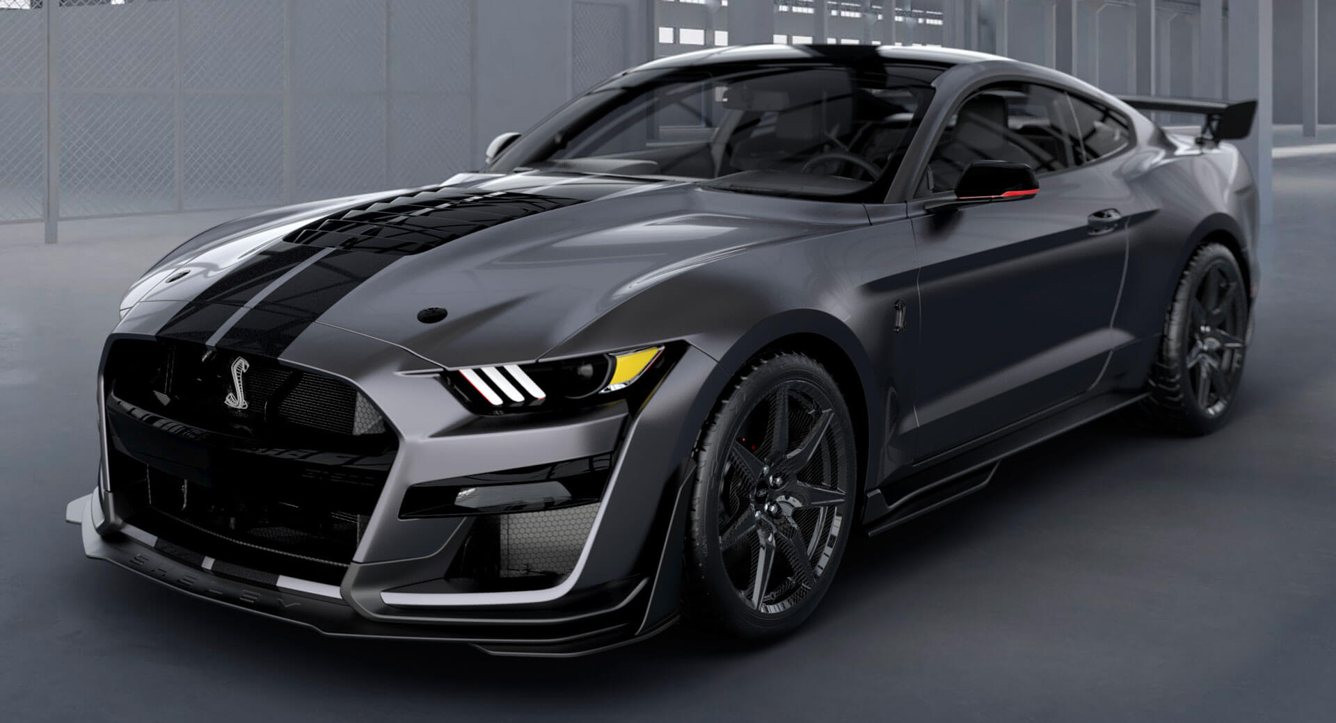 Here's Your Chance To Win A Custom 2020 Ford Mustang ...