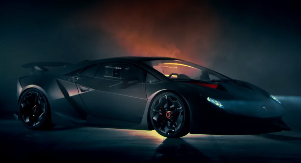 Top Gear's Test Of The Lamborghini Sesto Elemento Is One We'll Never Forget    Carscoops