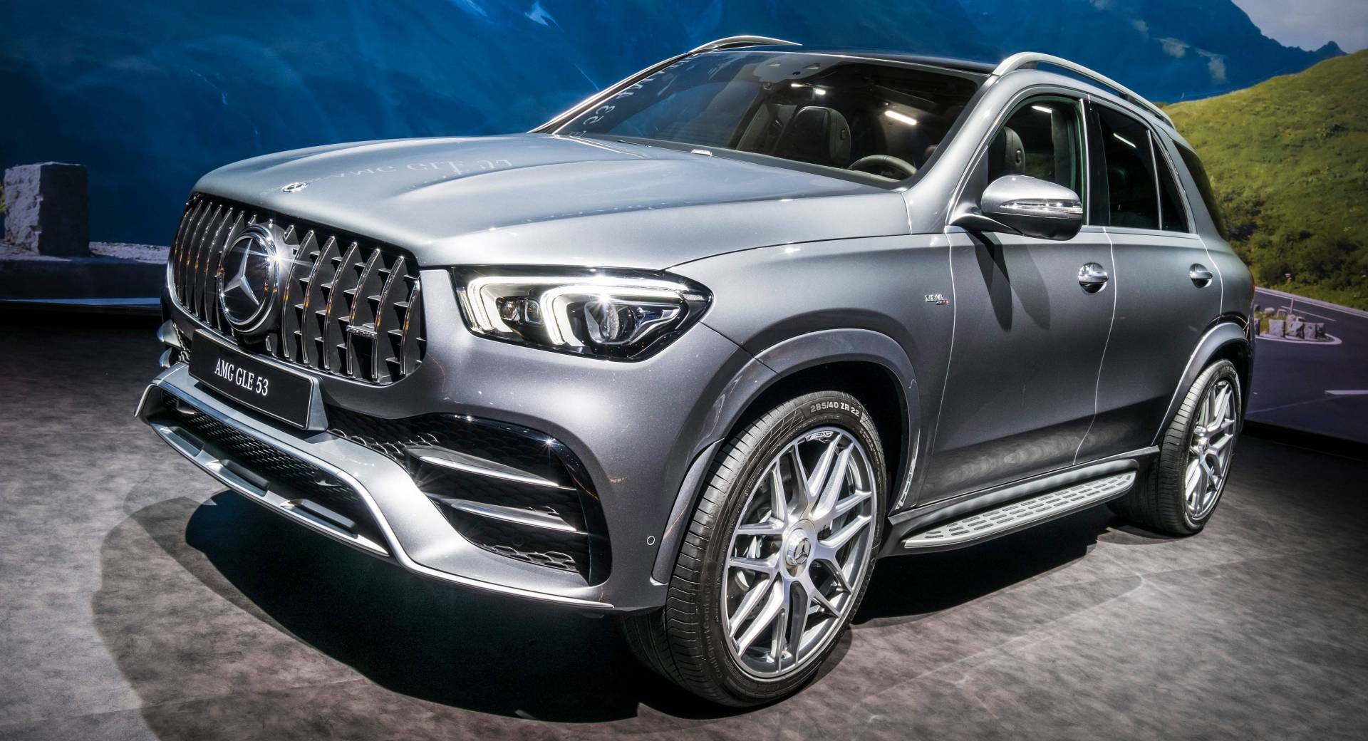 2020 Mercedes-AMG GLE 53 Launches In Europe At Under $95k ...