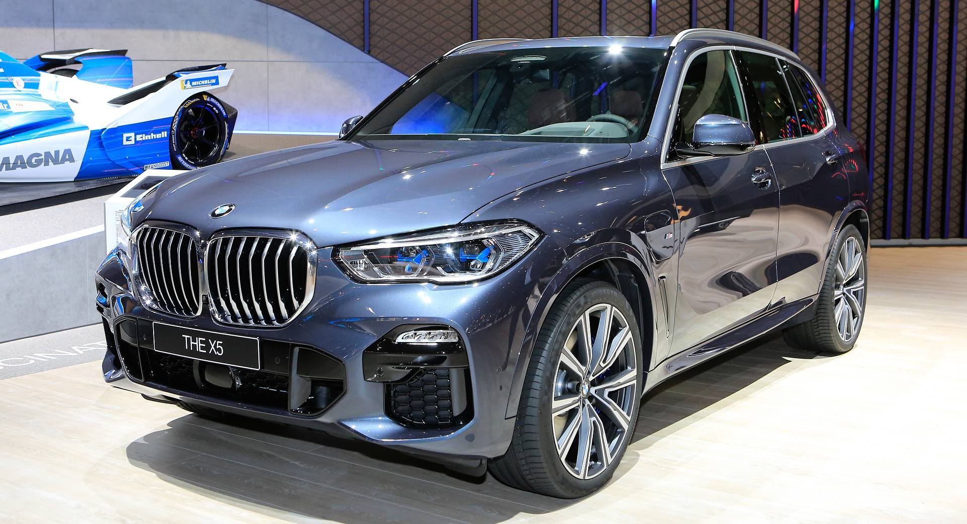2020 Bmw X5 Xdrive45e Is The Guilt Free Alternative To The
