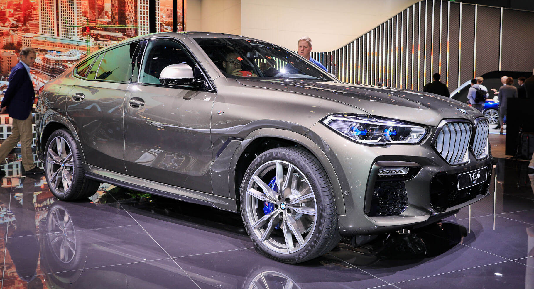 The Bold And The Very Fast: 2020 BMW X6 M50i Lands On Home ...