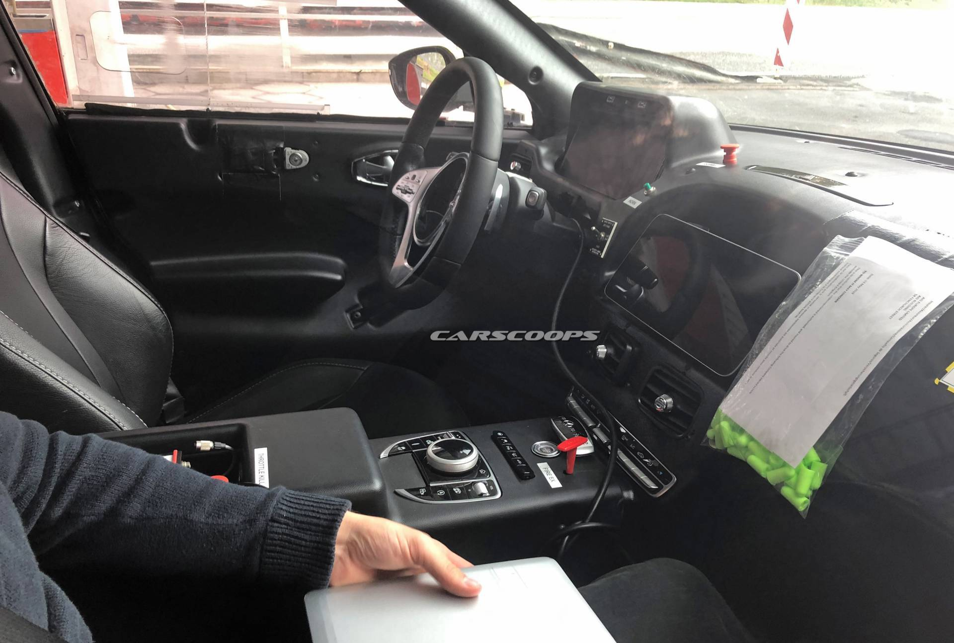 2020 Aston Martin Dbx Gives Us A Better Look At Its Interior And Mercedes Switchgear Carscoops