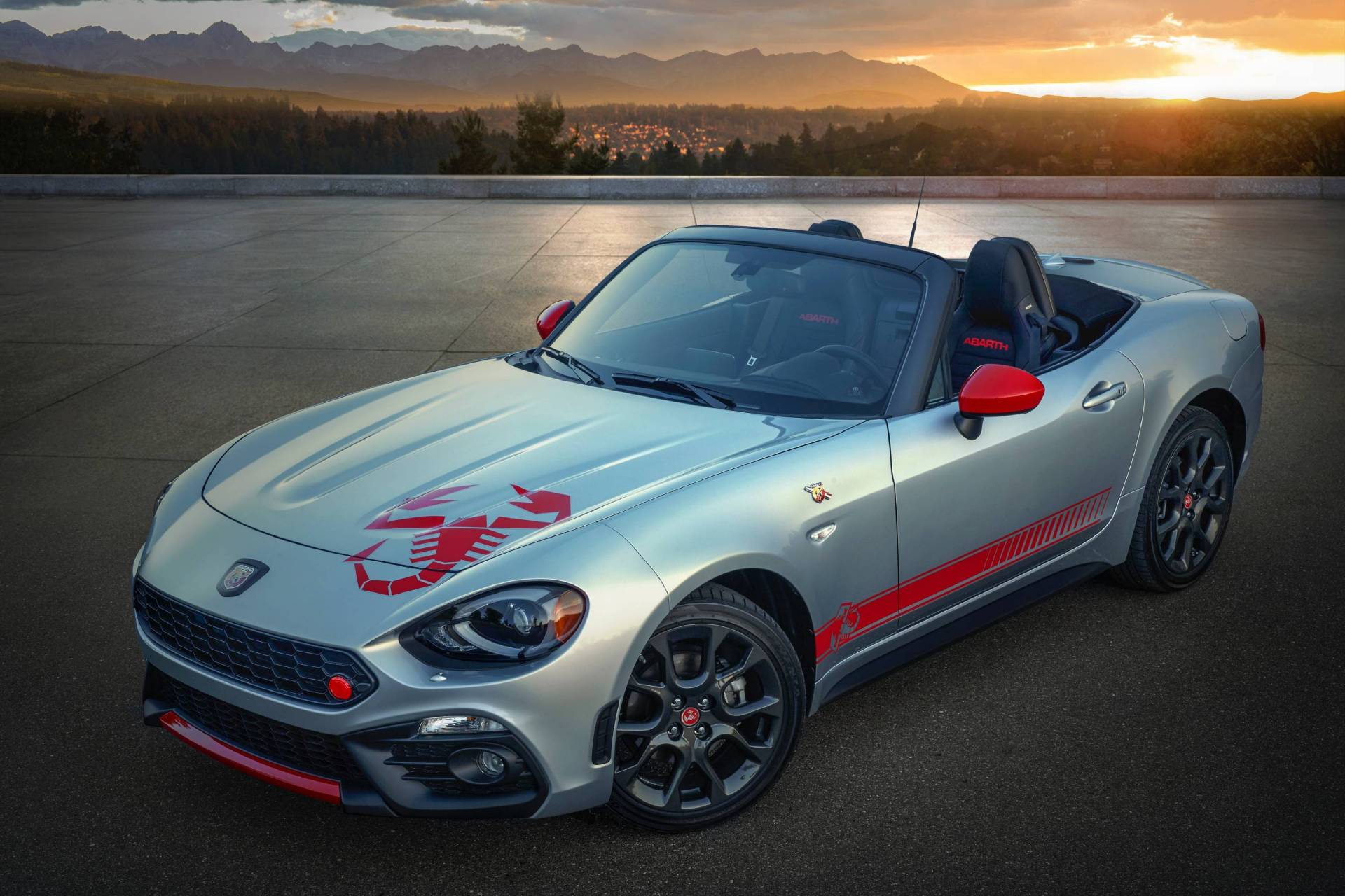 Fiat Confirms Ending 124 Spider Production For Europe U S Model To Continue For 2020my Carscoops