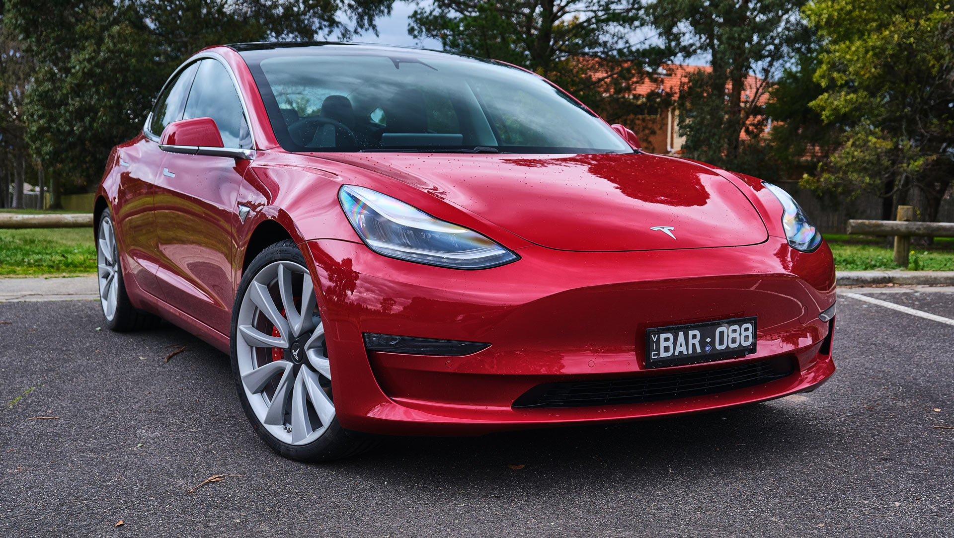 Driven: 2019 Tesla Model 3 Performance Is Charged With ...