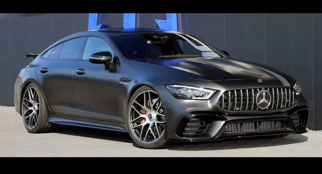Tuned Mercedes-AMG GT 63 S With 818 HP Is Simply WOW!