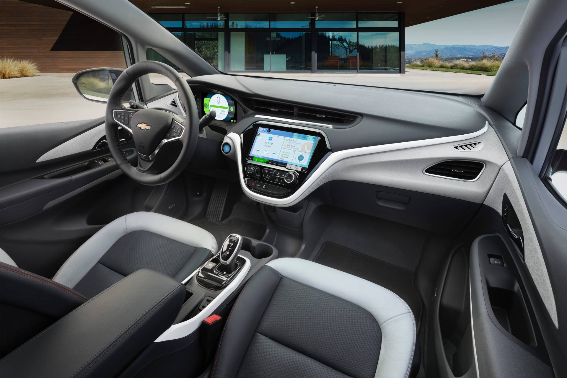 2021 Chevrolet Bolt Ev To Get Improved Interior For Mid Cycle Facelift Carscoops