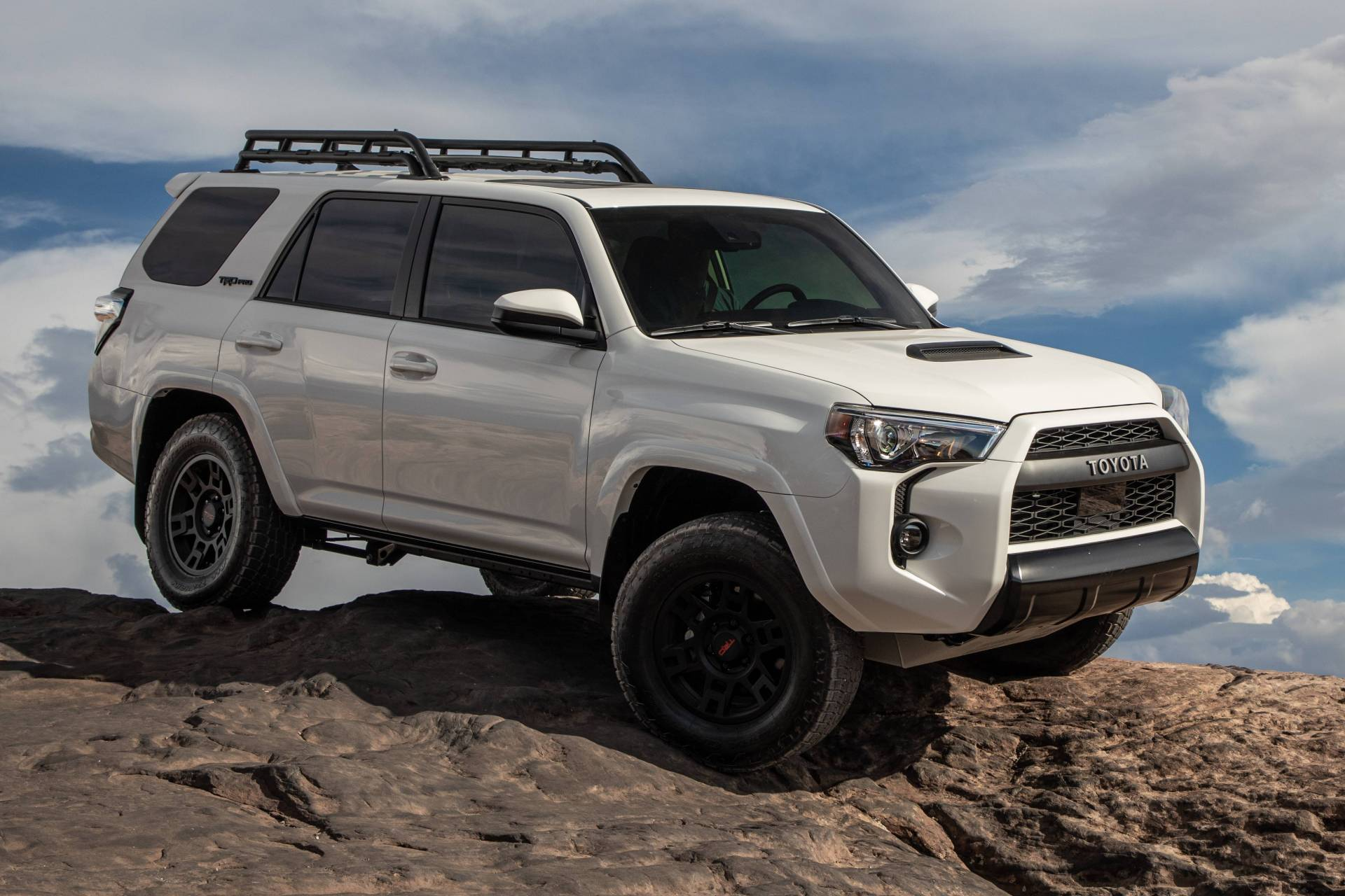 Toyota Gives Old School 4runner A Tech Infusion For 2020 Carscoops