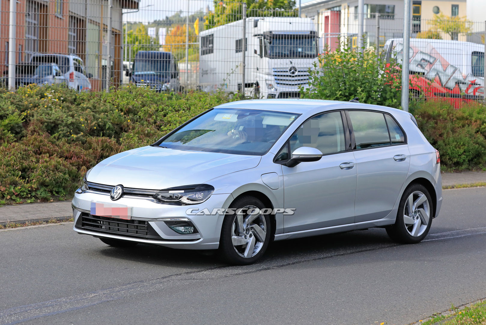 Next-Gen Volkswagen Golf Gets An Official Date