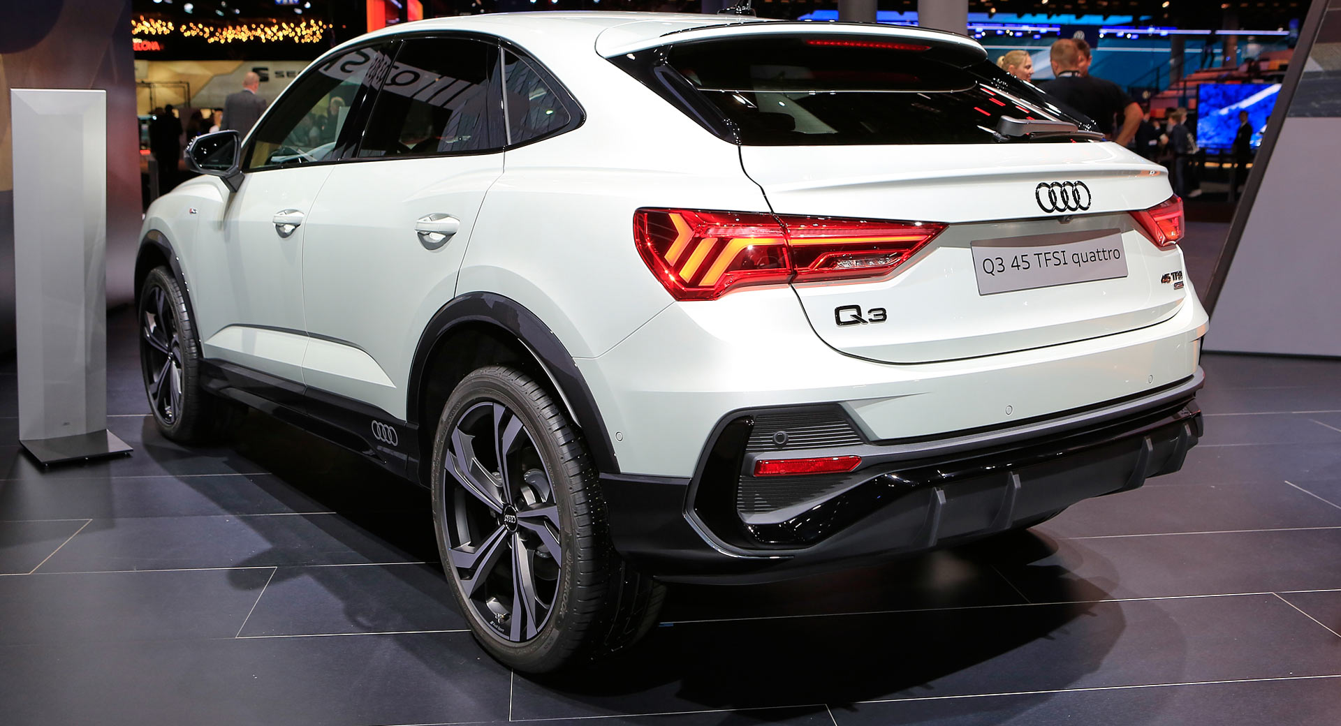 2020 Audi Q3 Sportback Just Another Bold Brick In The