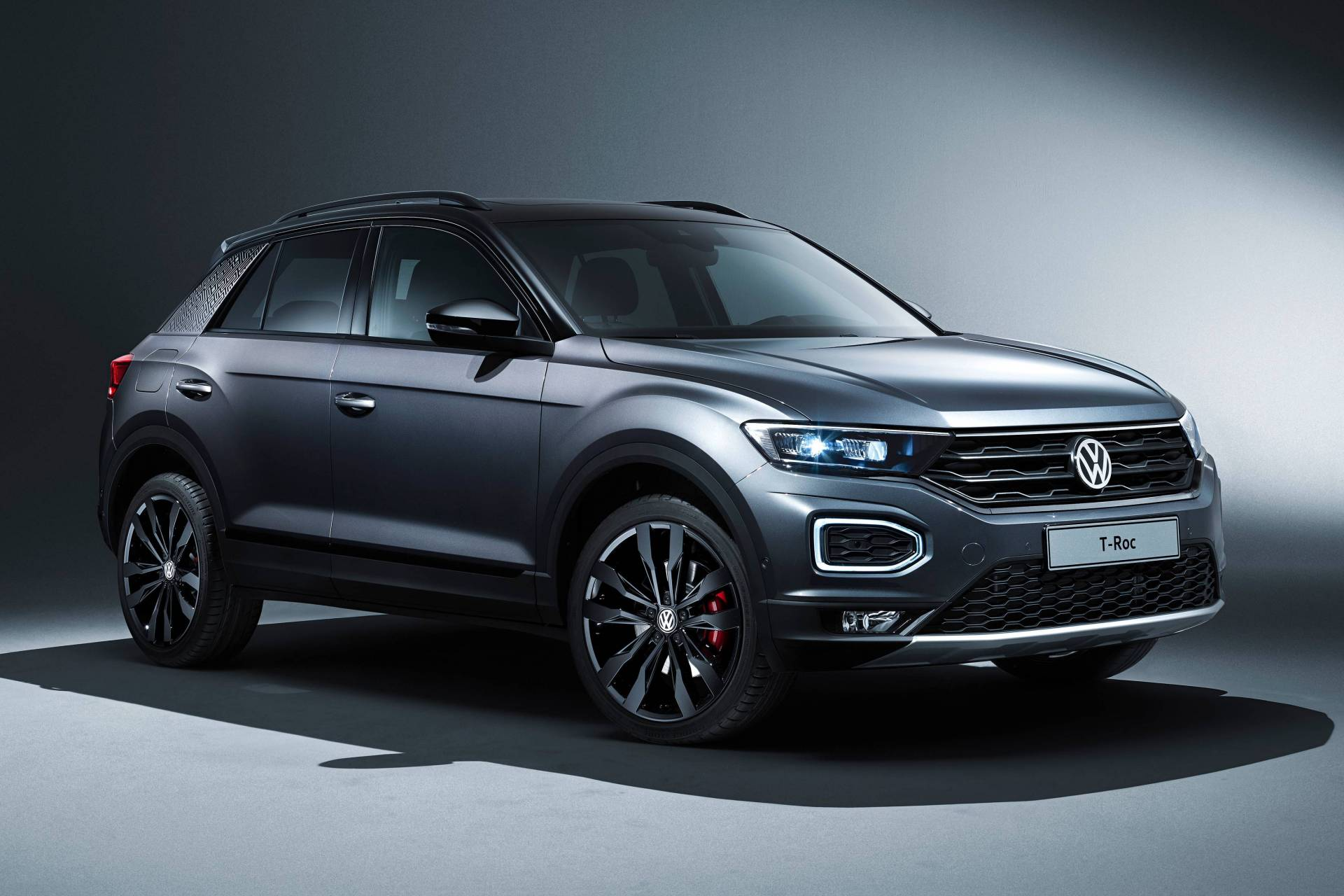 Vw T Roc Gains 187 Hp Diesel Two New Design Packs In Europe Carscoops