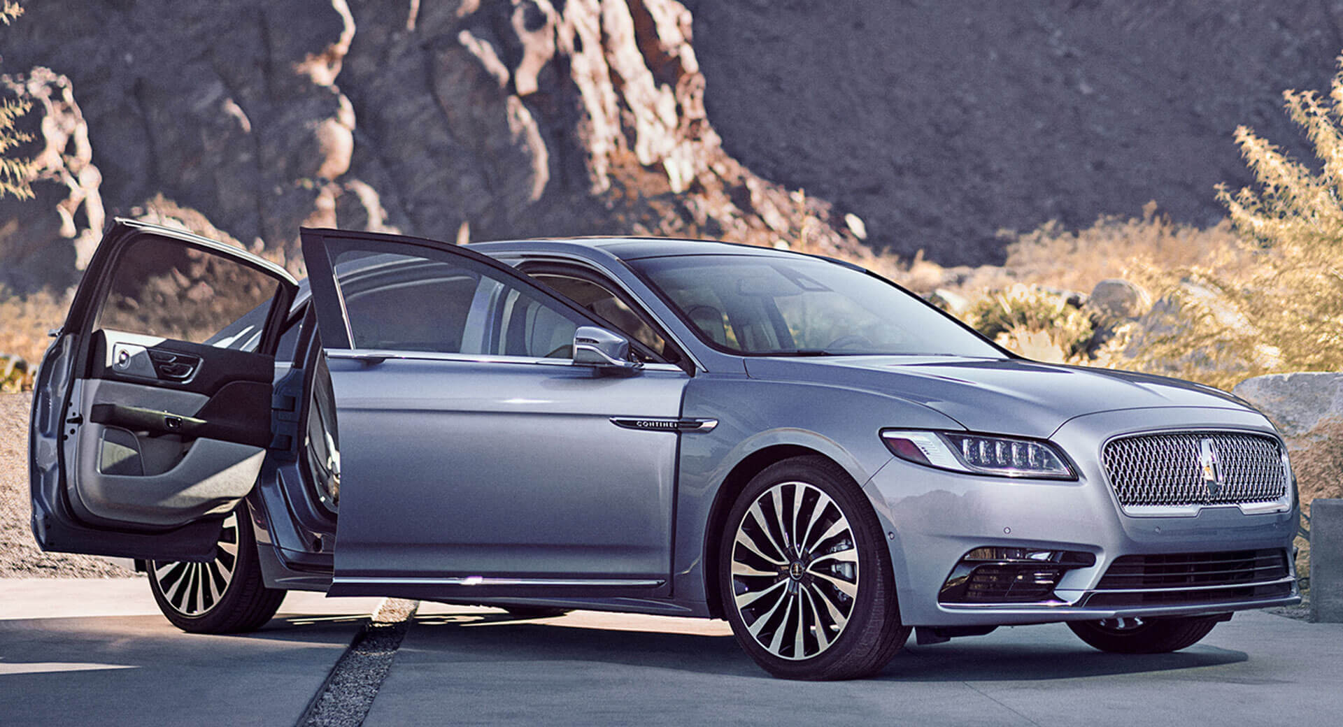 2020 The Lincoln Continental Price and Review