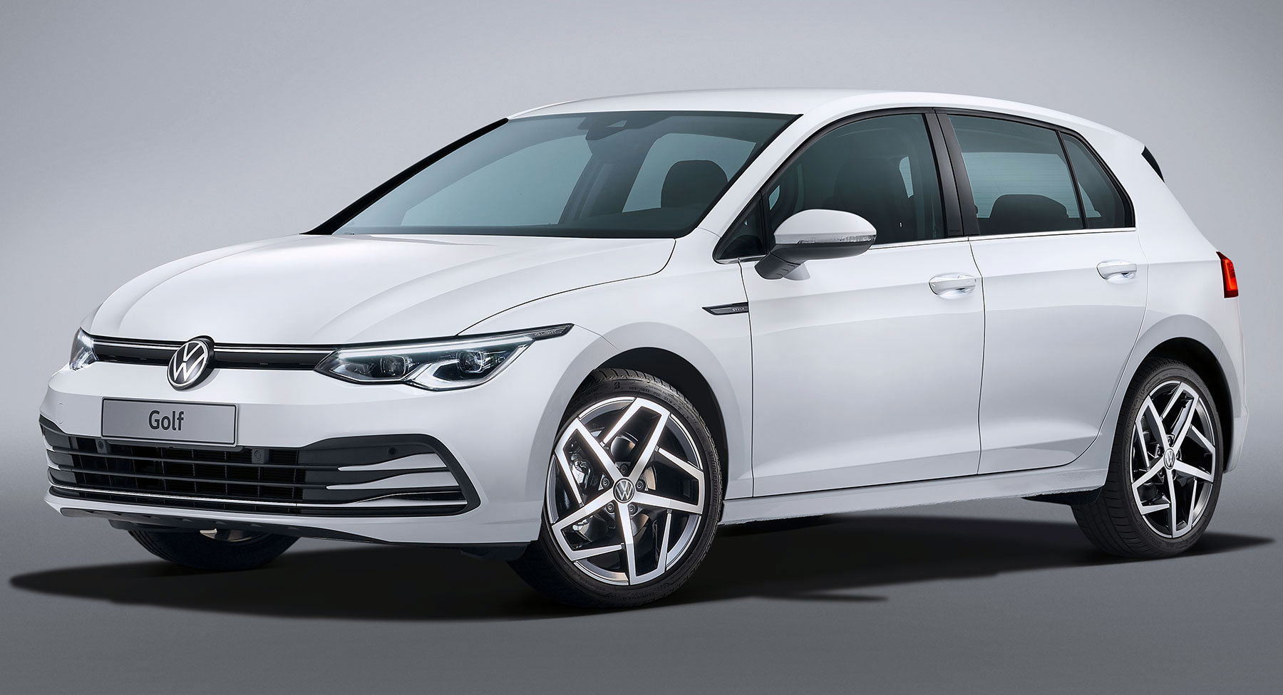 2020 Volkswagen Golf Mk8: This Is It, Fully Revealed In ...