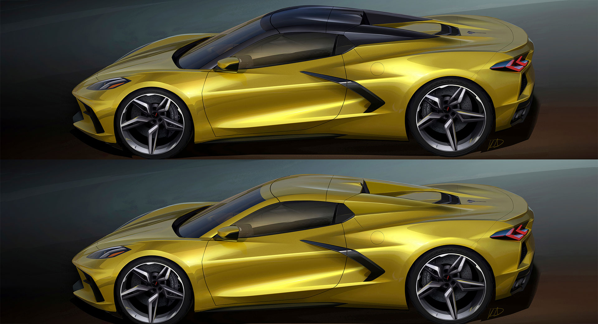2020 Corvette Convertible Only Weighs About 80 Pounds More ...