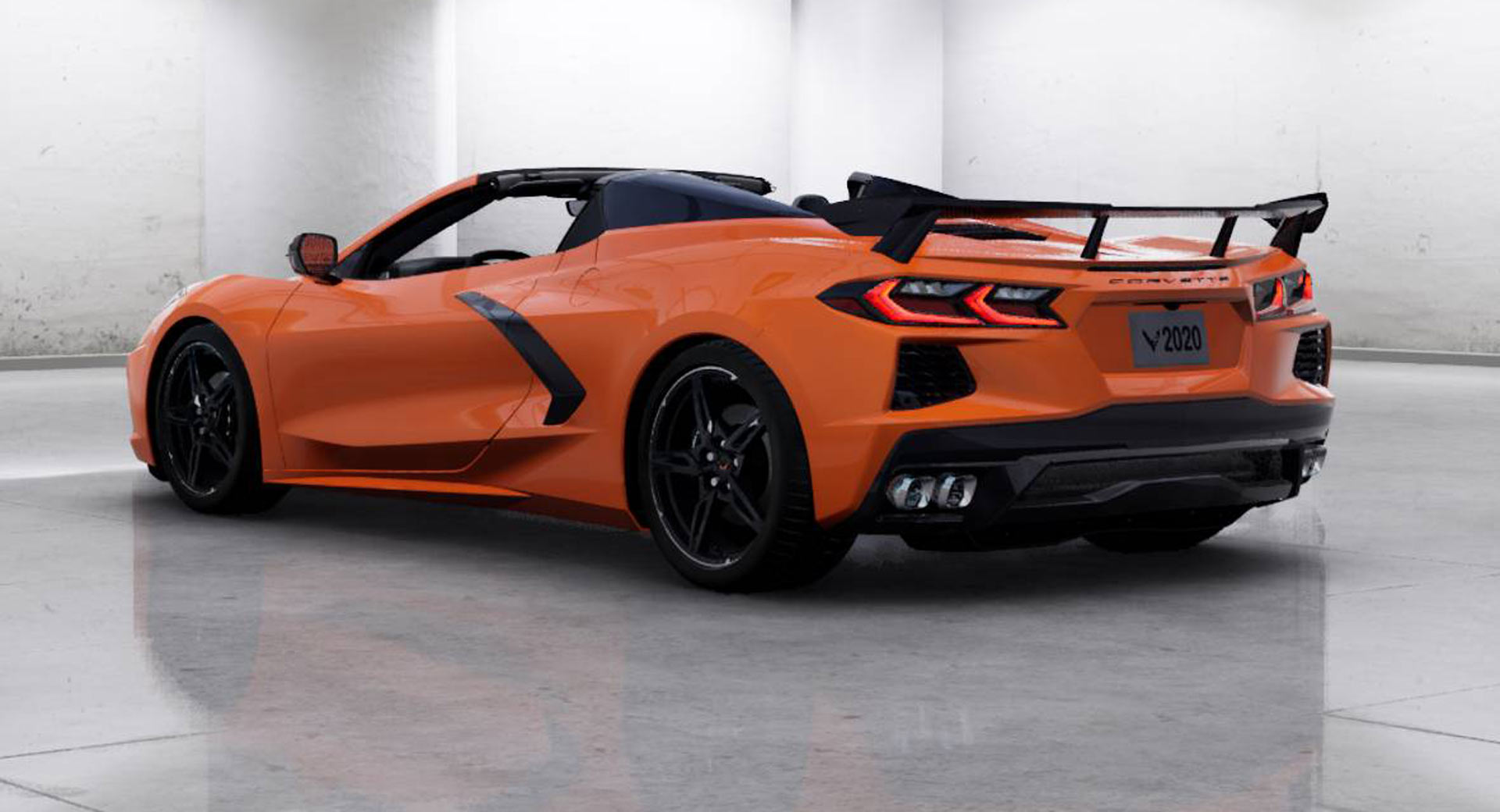 Build Your Own 2020 Corvette Stingray Convertible With ...