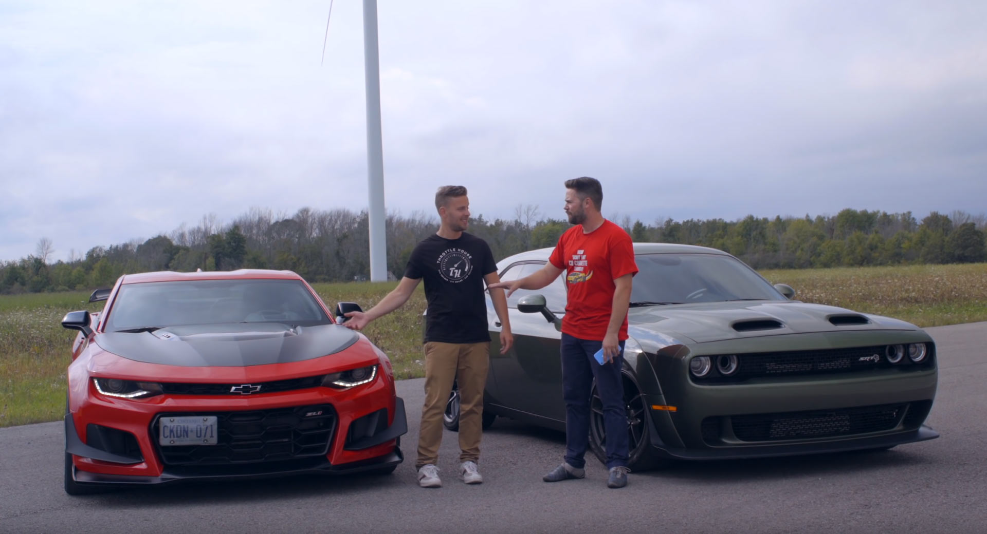 Kelebihan Chevrolet Challenger Perbandingan Harga