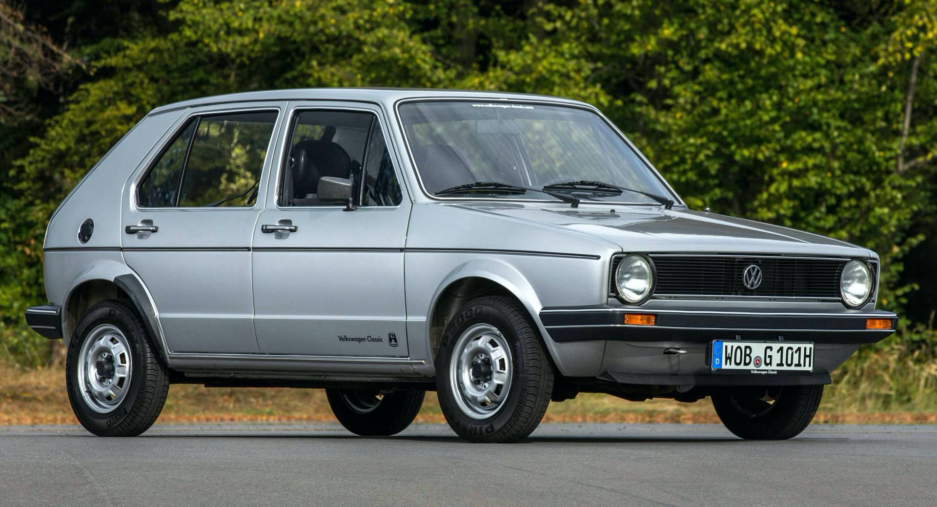 Vw Golf Countdown 1974 1983 Mk1 Set The Gold Standard For Compact Hatchbacks Carscoops