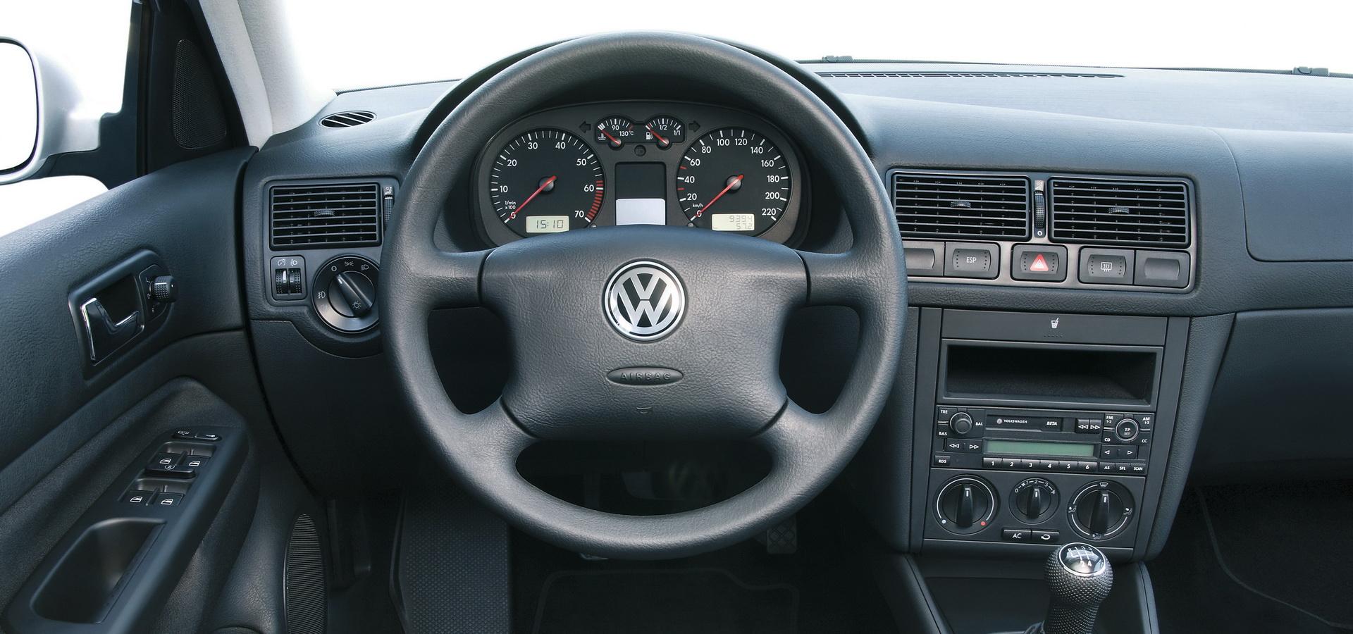 vw golf countdown 1997 2003 mk4 introduced a high quality interior esc and dsg carscoops vw golf countdown 1997 2003 mk4