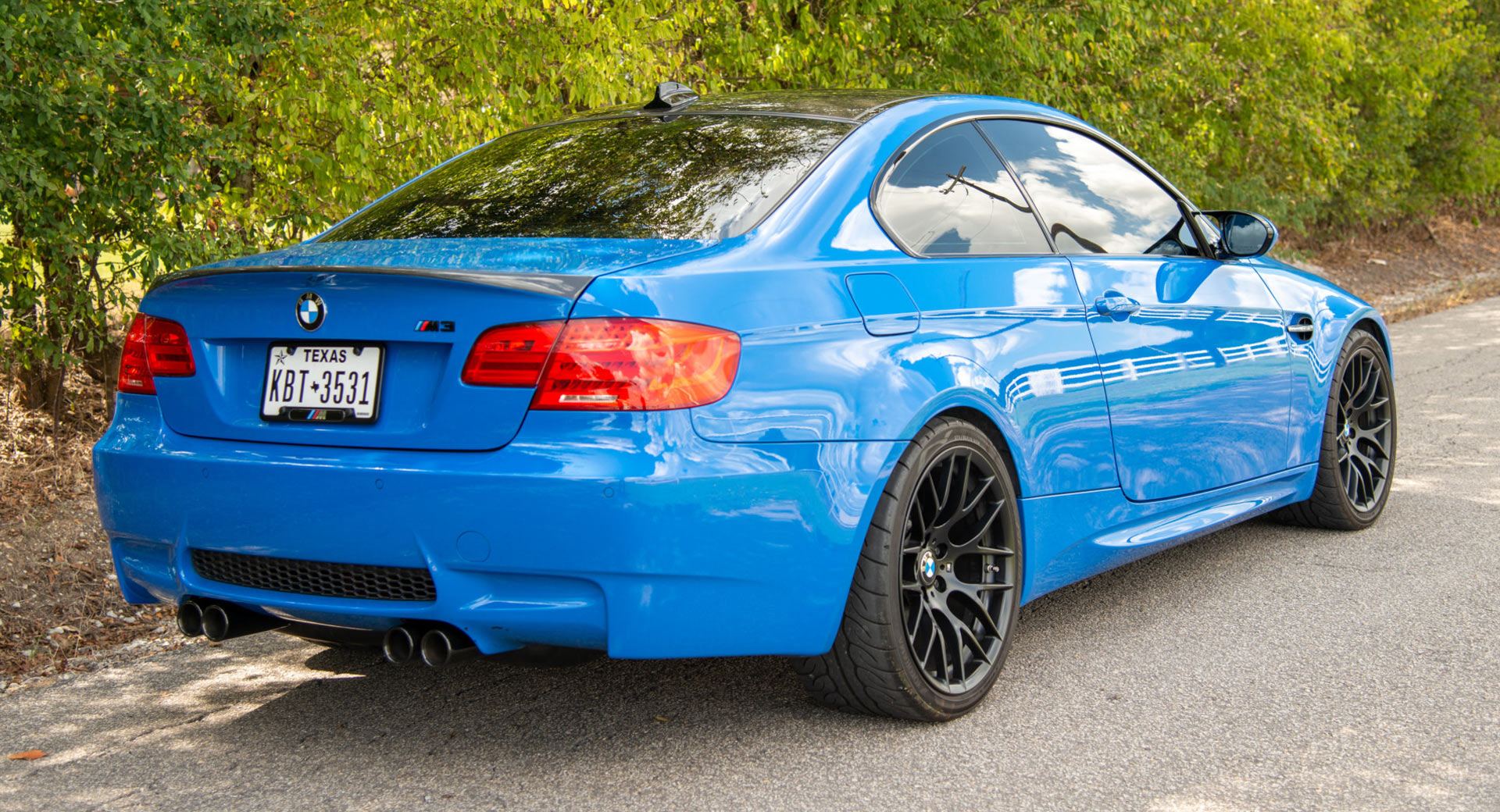 Santorini Blue 2013 Bmw M3 Special Edition Oozes Sex Appeal Carscoops
