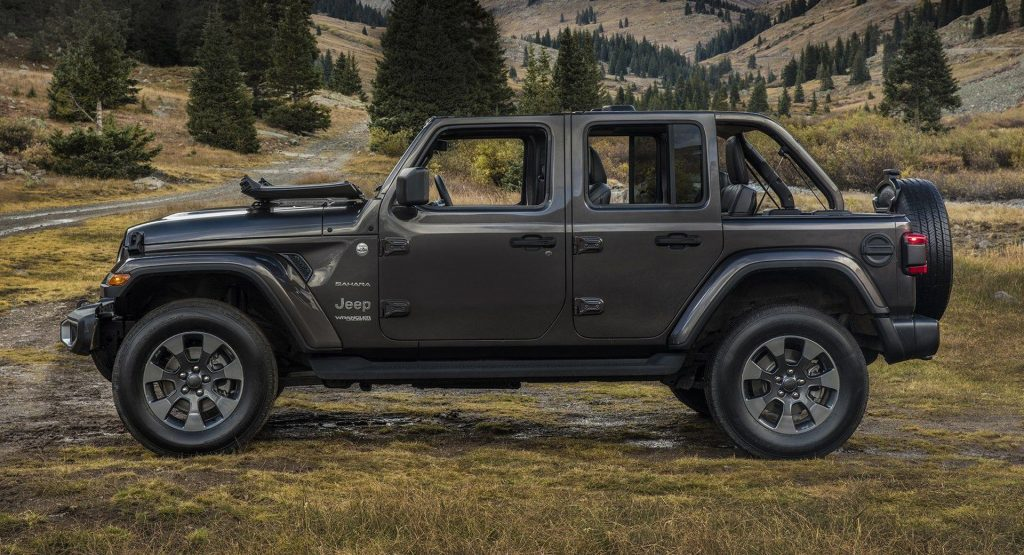 Diesel Jeep Wrangler >> Want A 2020 Jeep Wrangler Diesel You Ll Pay A 3 250