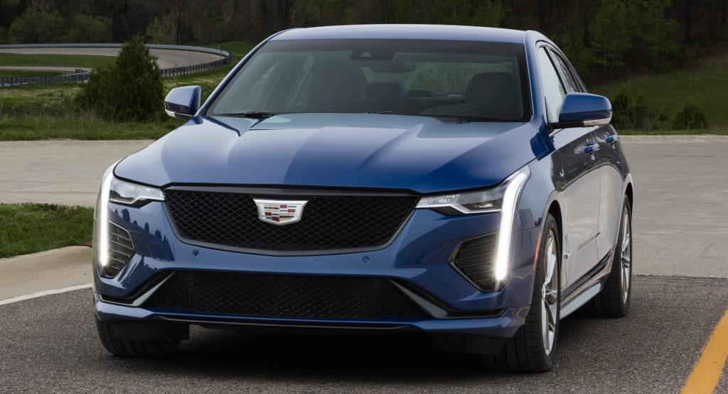 2020 Cadillac CT4-V Will Cost $45,490