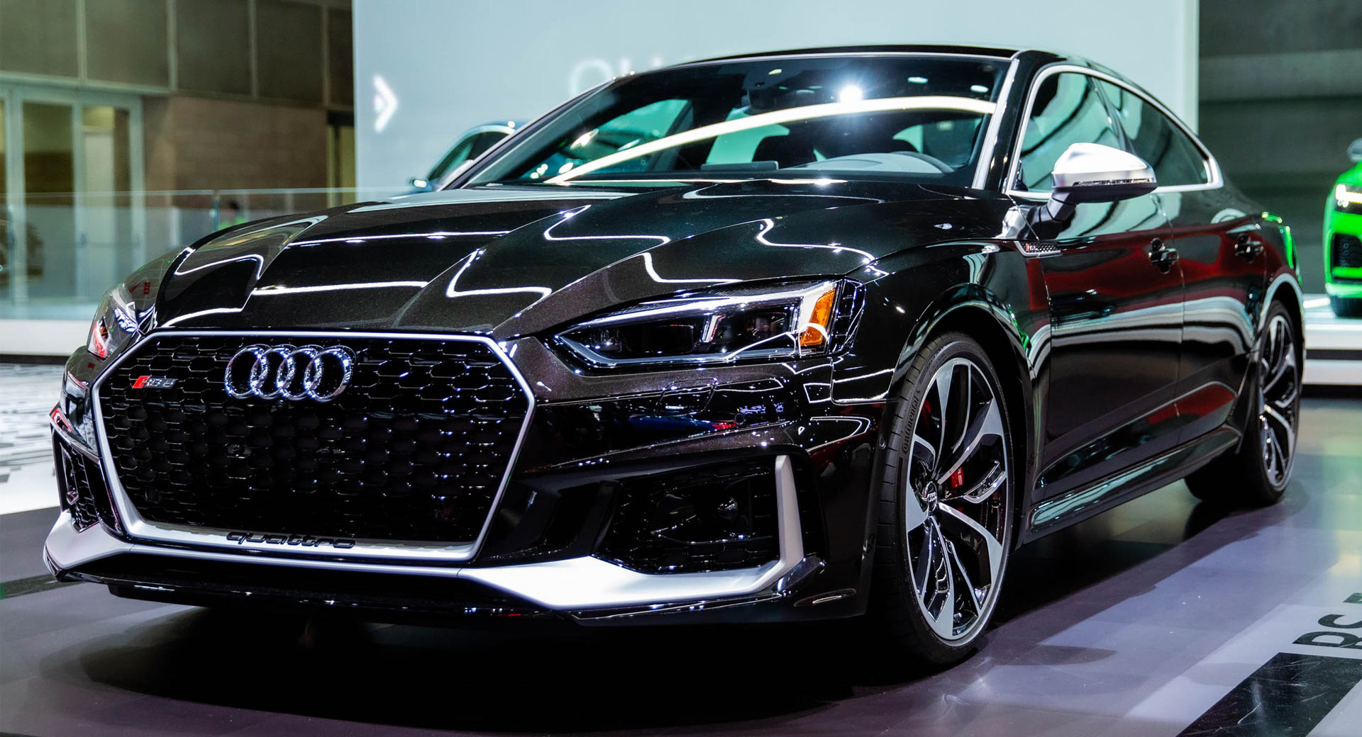 New Audi Rs 5 Panther Edition Offers Exclusive Touches Inside And Out Carscoops
