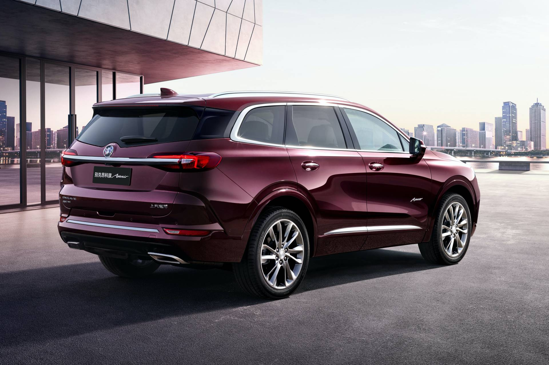 2020 buick envision facelift and new enclave suvs go