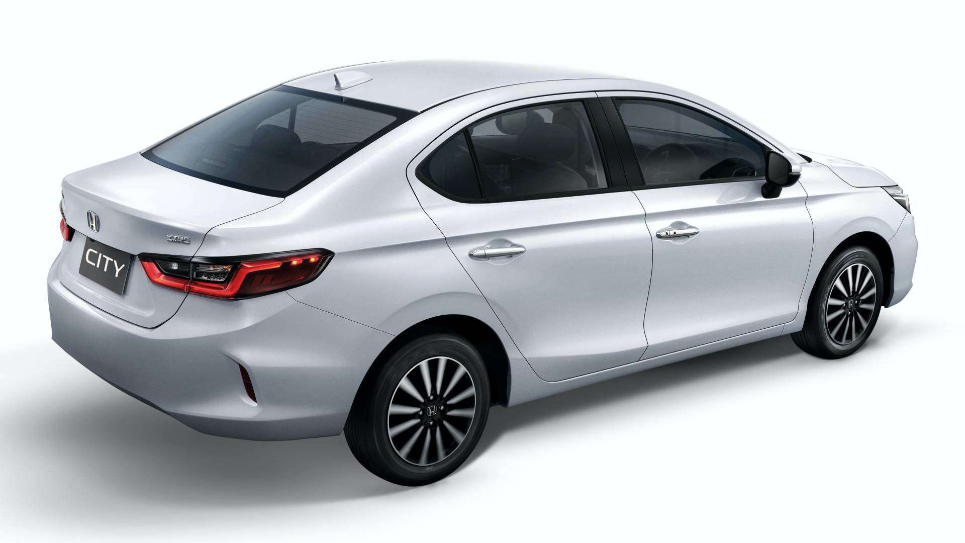 Here's A Closer Look At The India-bound Sedan — Honda City