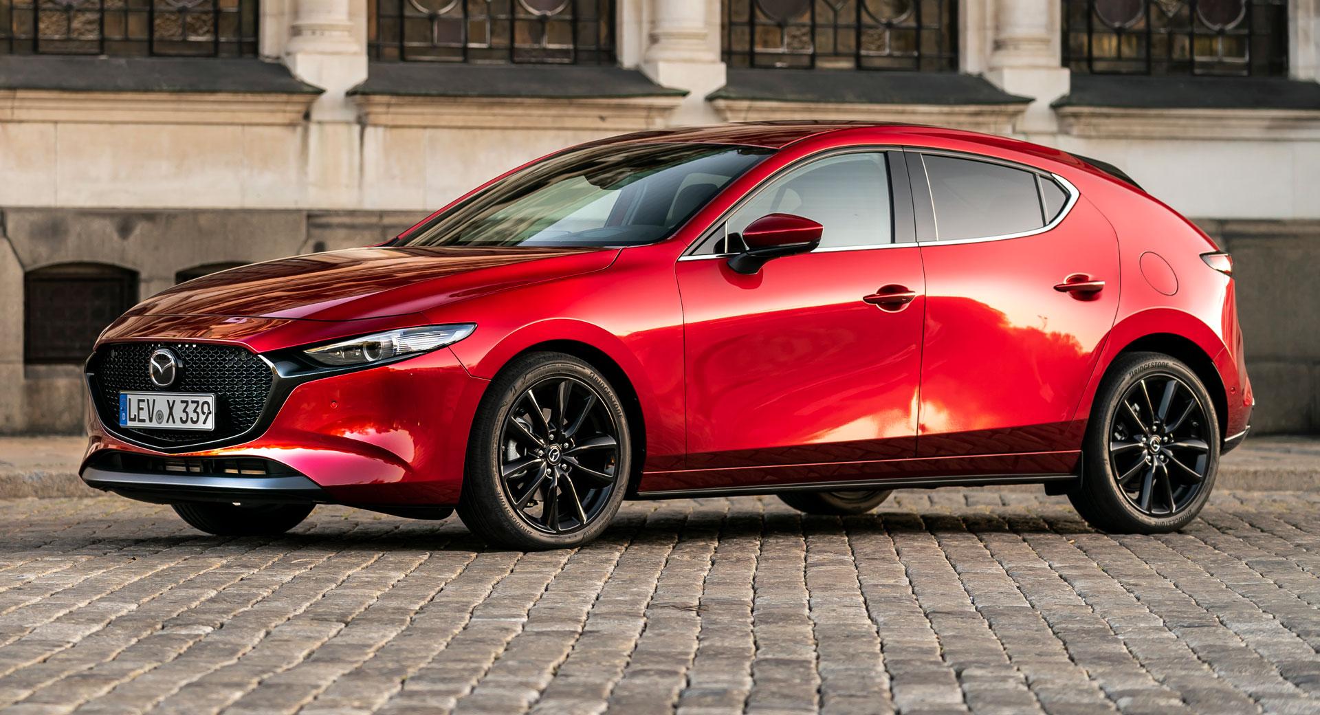 2021 Mazda 3 Model