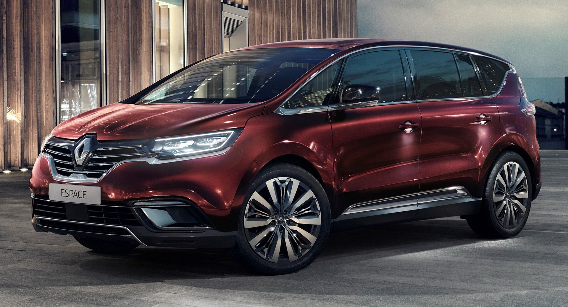 Led Headlights For Cars >> 2020 Renault Espace Arrives With Modest Updates, Promises ...