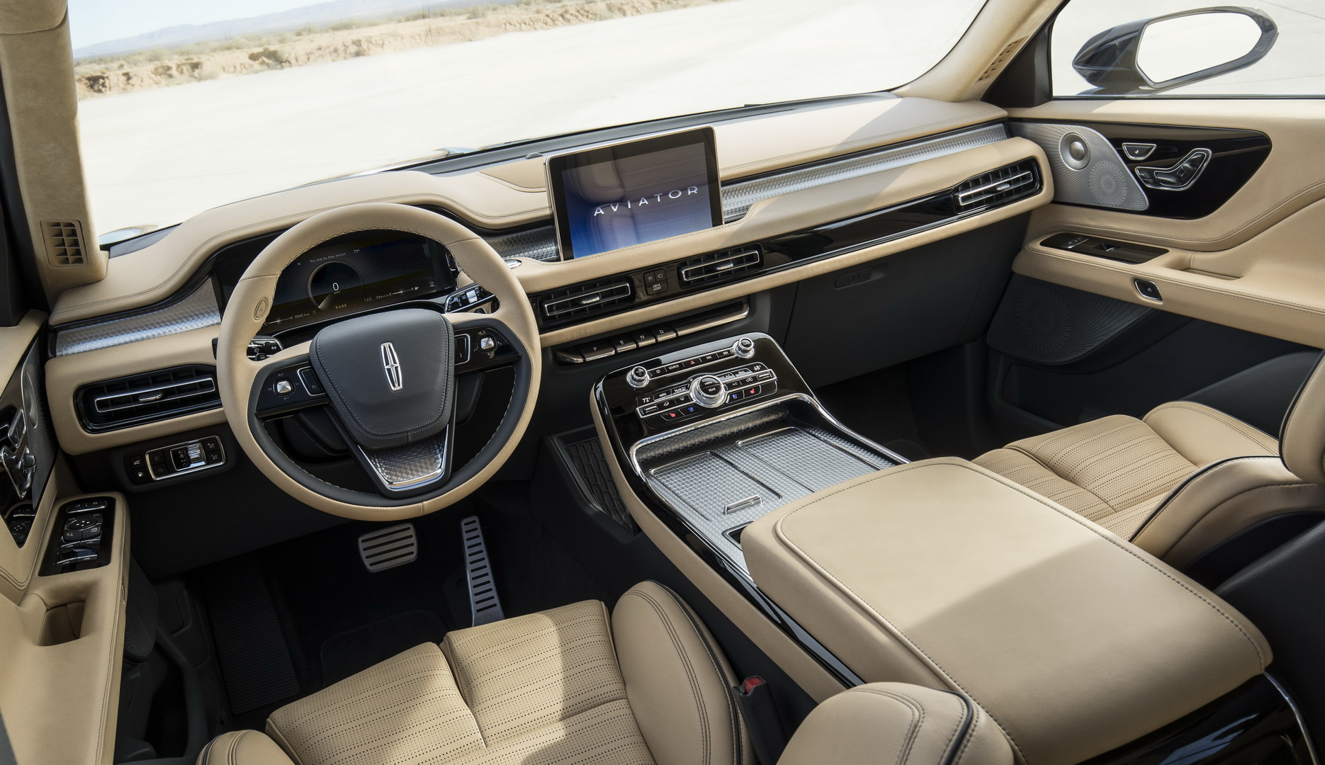 Can The 2020 Lincoln Aviator Teach Any Luxury Lessons To The German Establishment?