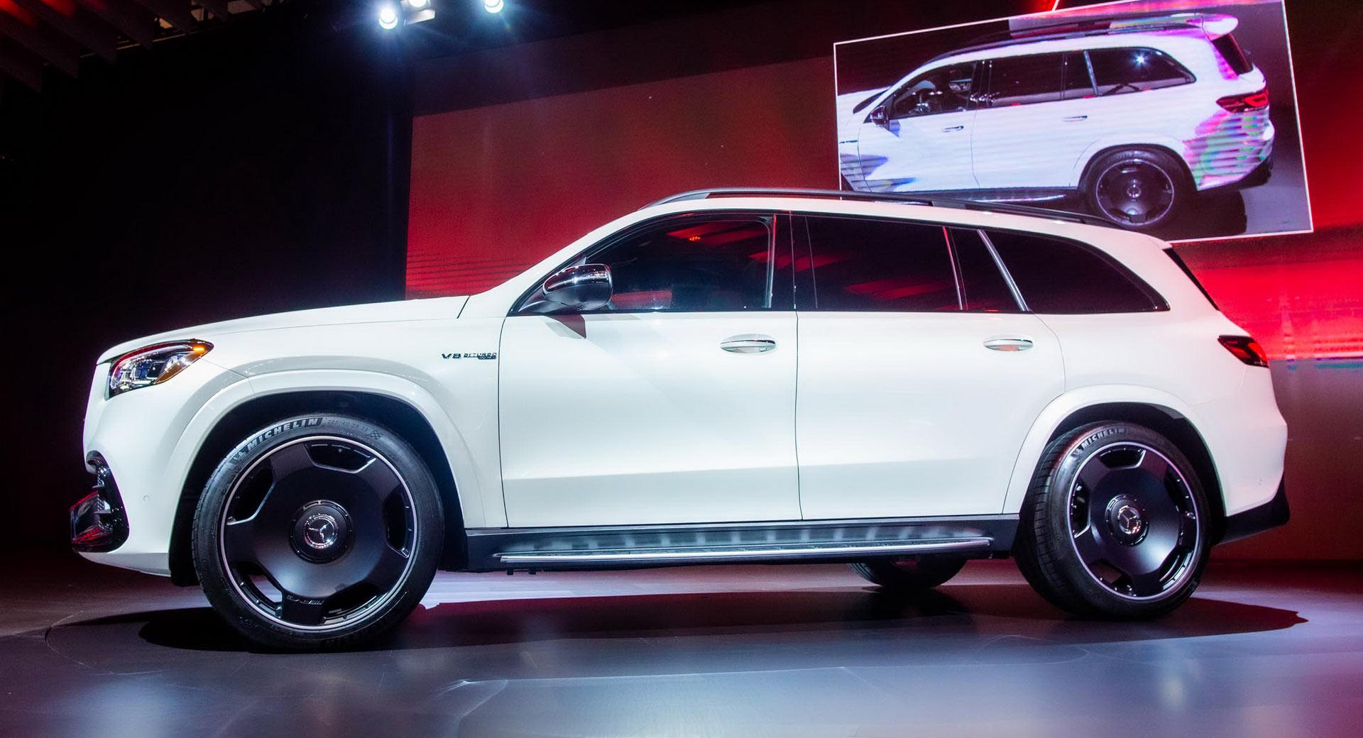2021 Mercedes GLS Overview
