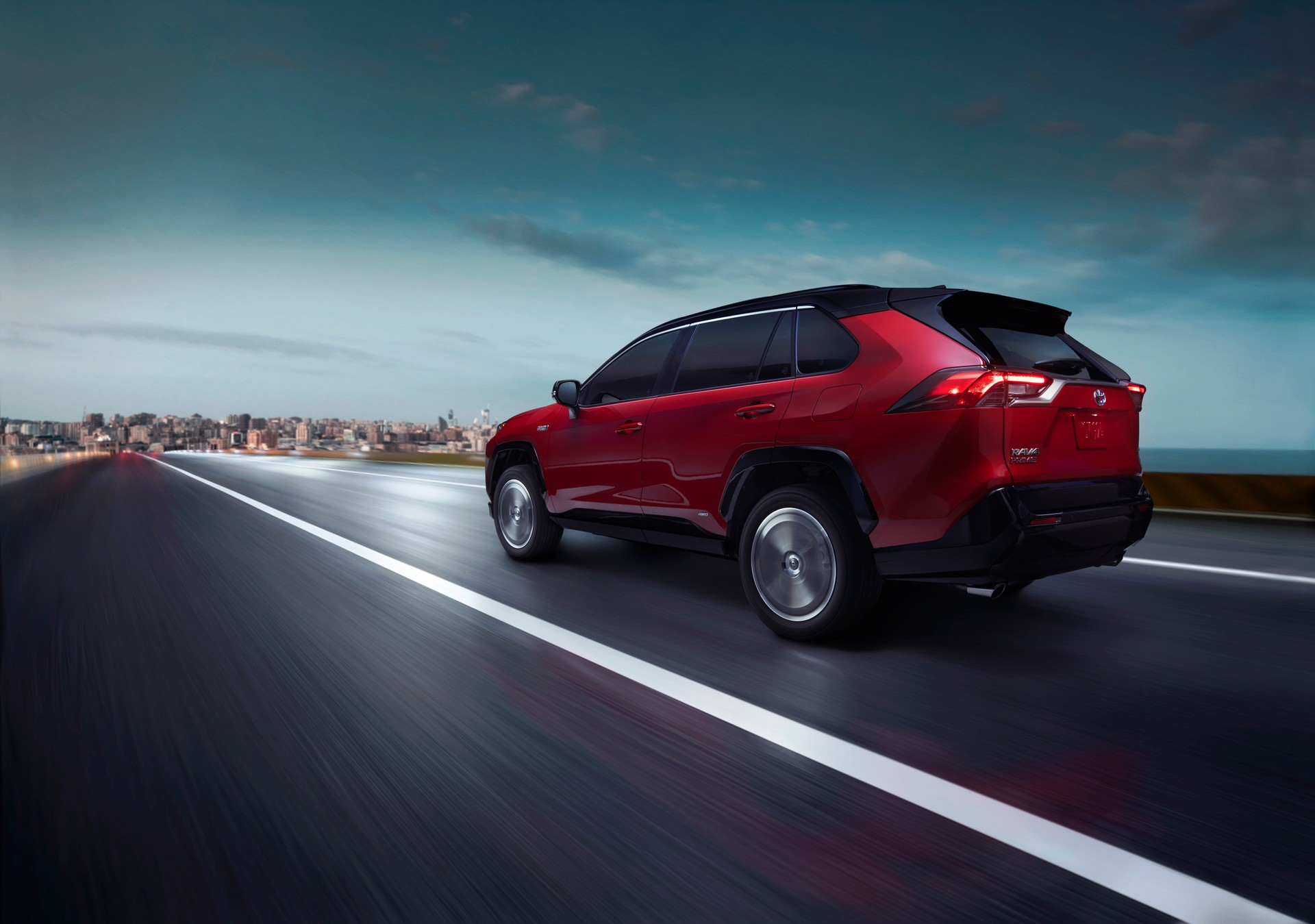 Toyota RAV4 plug-in hybrid revealed: Shocking power from crossover SUV