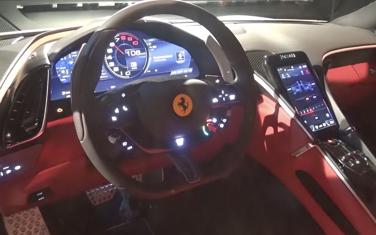These Videos Will Make You Like Ferrari S New Roma Even More Carscoops