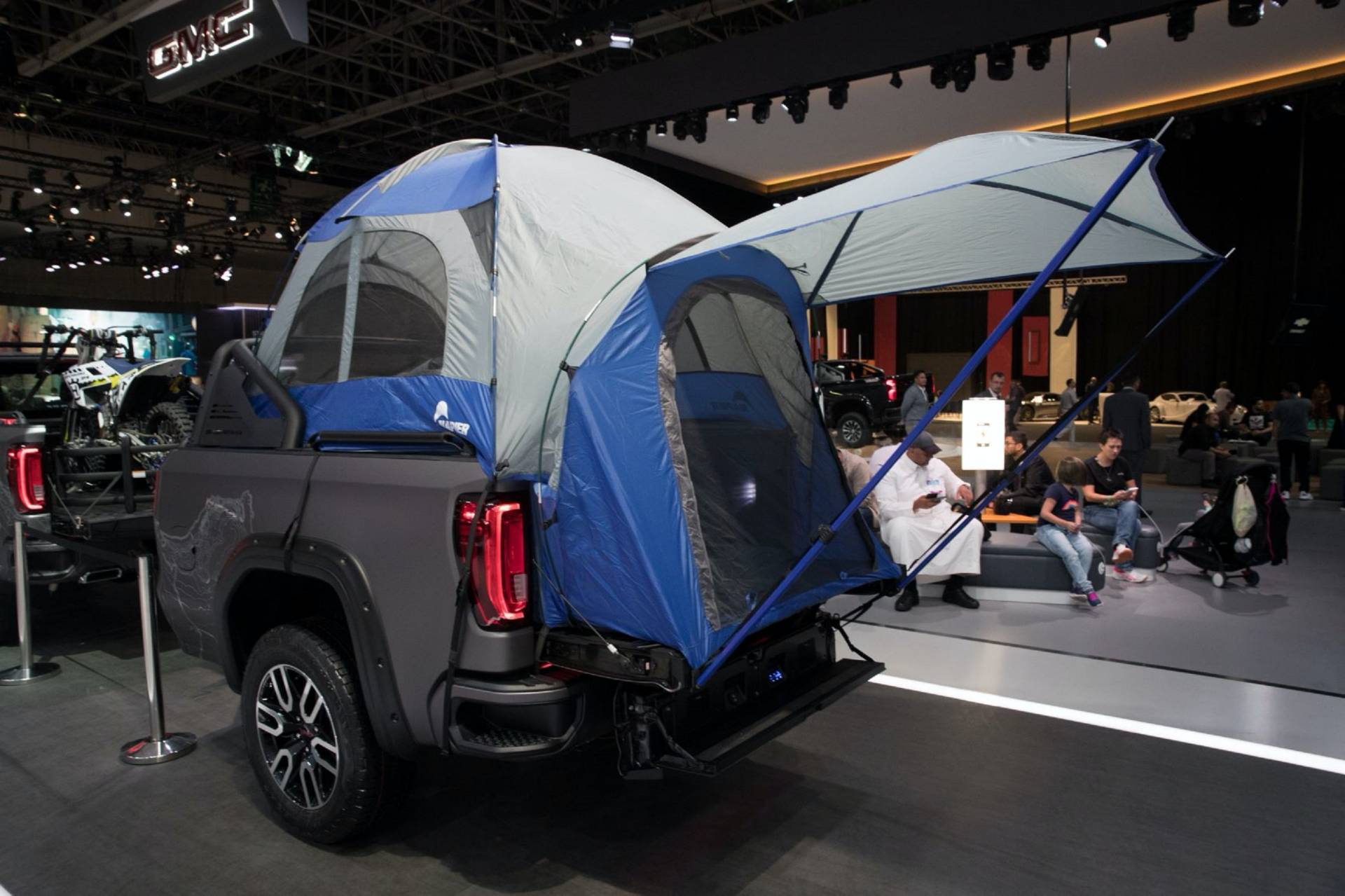 Gmc Debuts Sierra And Yukon Accessory Concepts In Dubai Carscoops