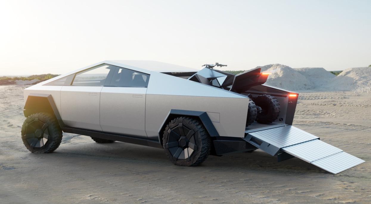 Tesla-Cybertruck-001Carscoops