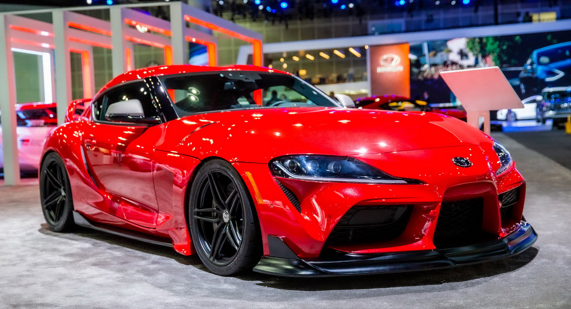 Japanese Car Brands >> The Toyota GR Supra Heritage Edition Is All We Want For ...