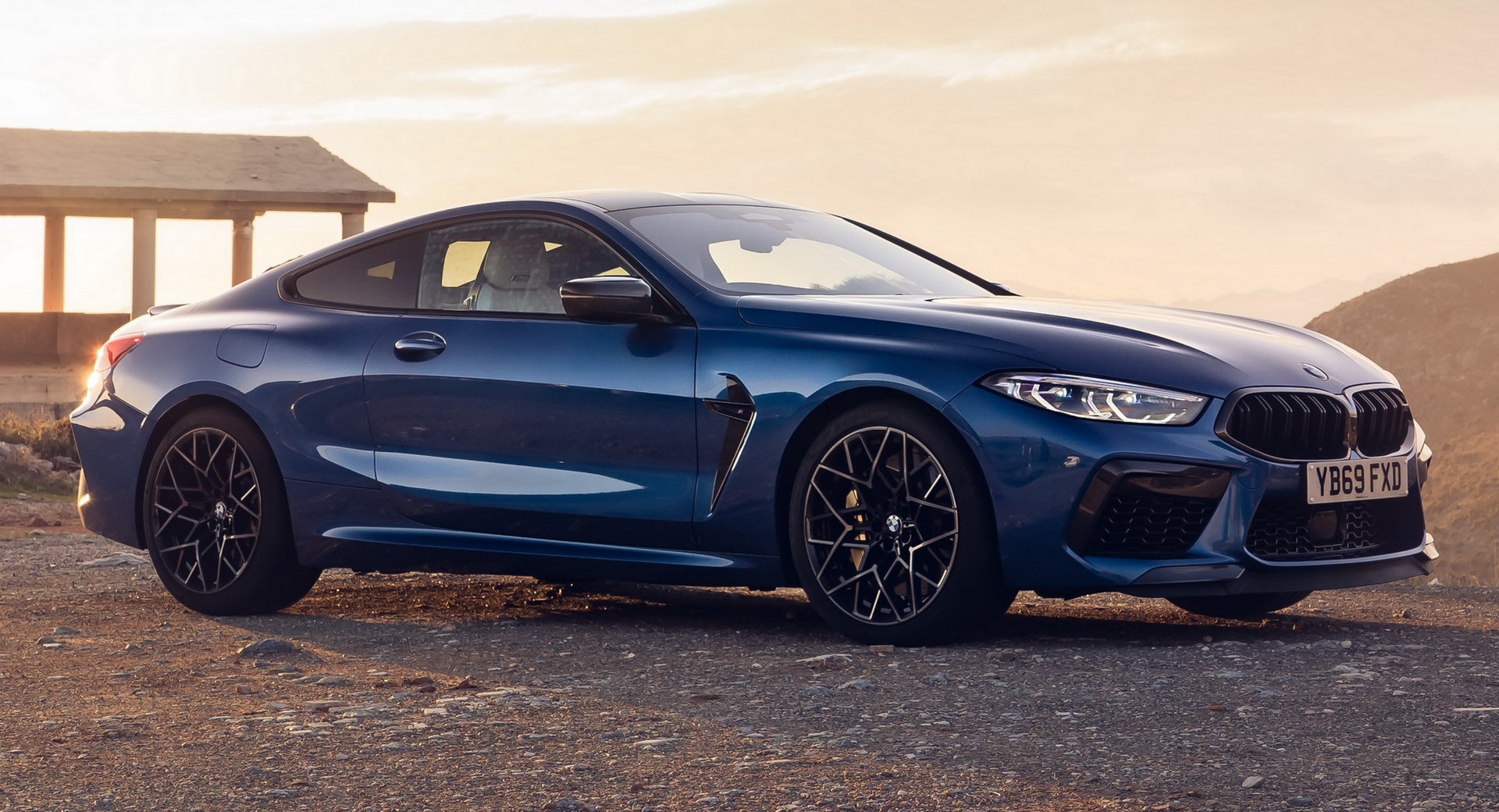 2020 Bmw M8 Competition Coupe And Convertible Arrive In The Uk Starting From 123 435 Carscoops