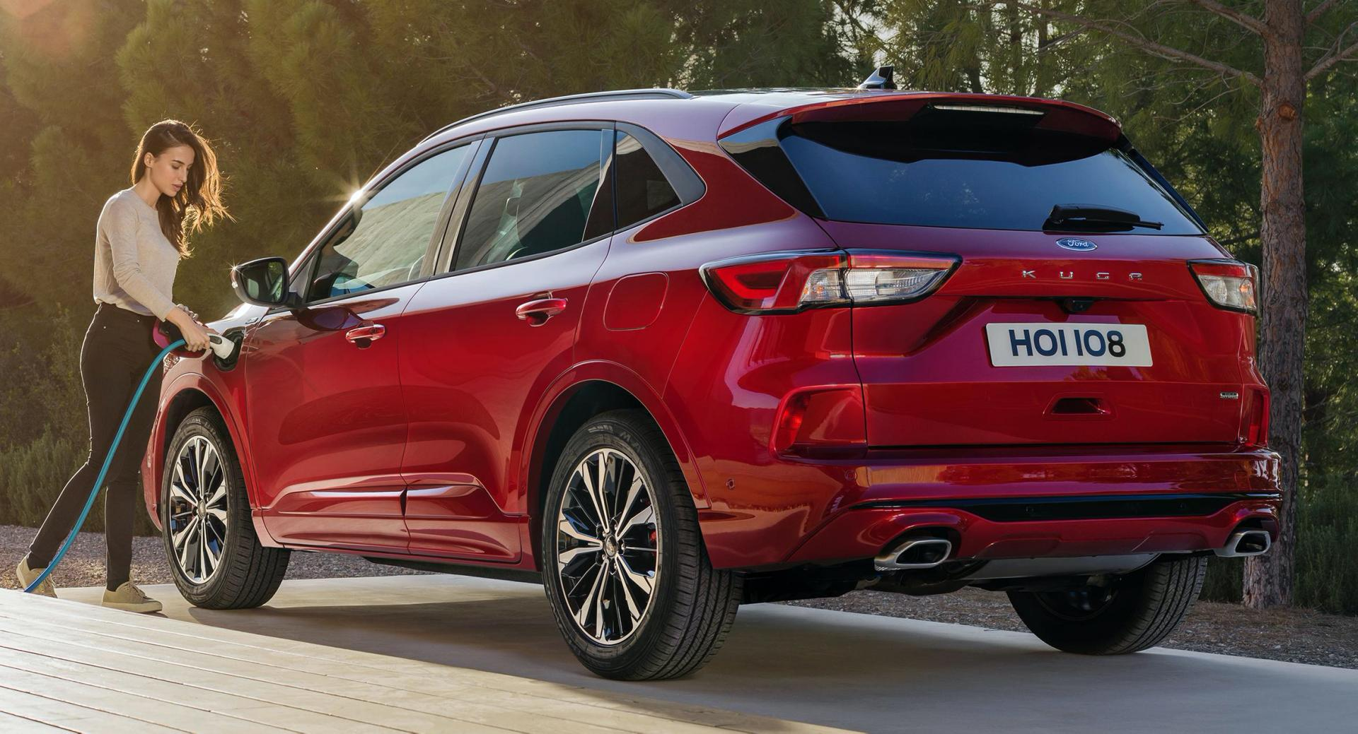 2020 Ford Kuga Starts From £23,995 In The UK, Adds £620 To ...