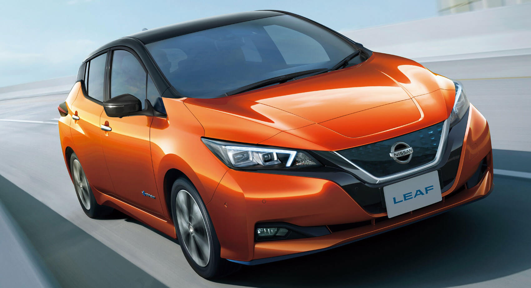 2020 Nissan Leaf Rolls In With New Technologies And Colors ...