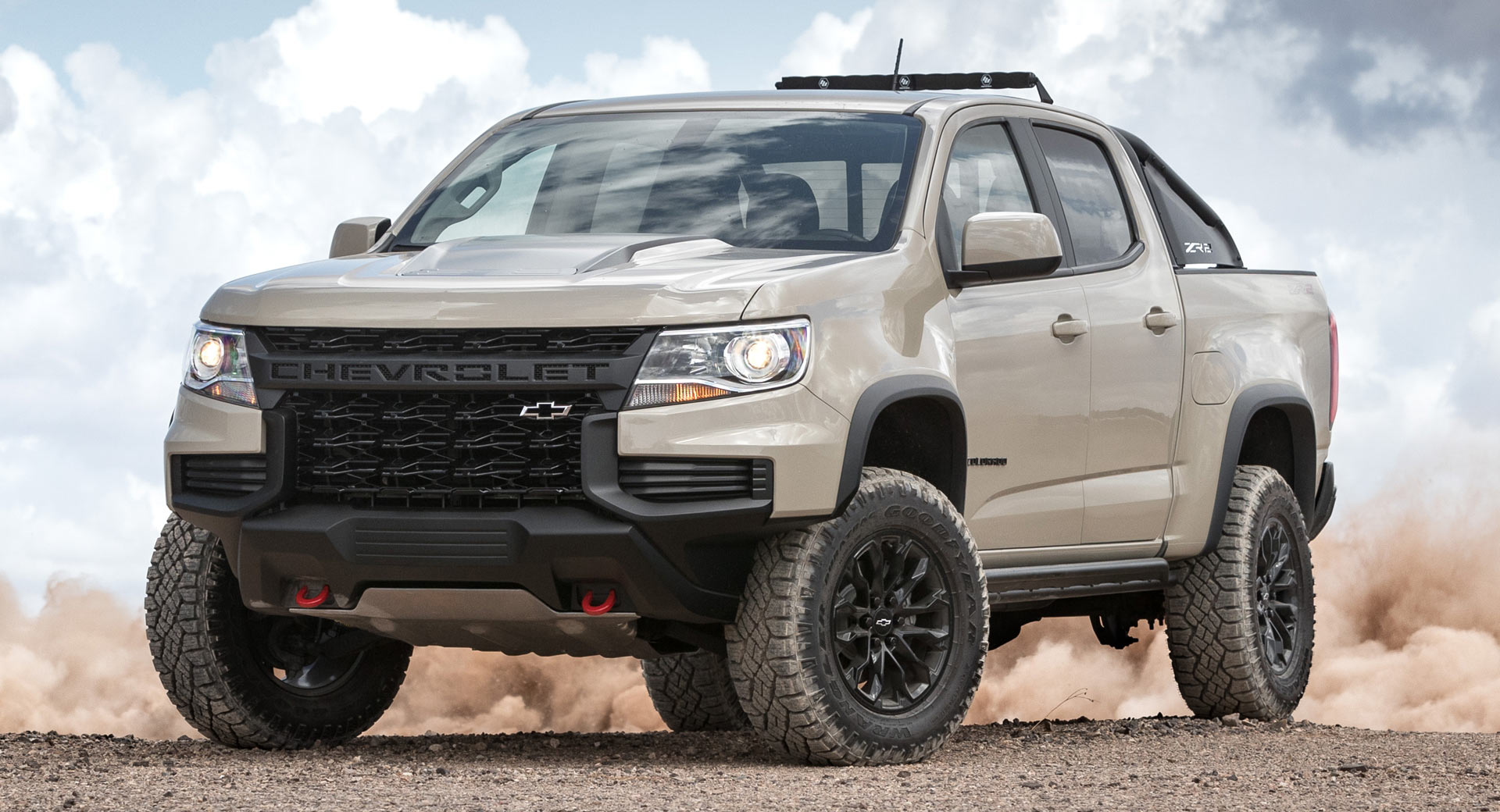 GM Investing $5.5 Billion Into Next-Gen Chevrolet Colorado And GMC