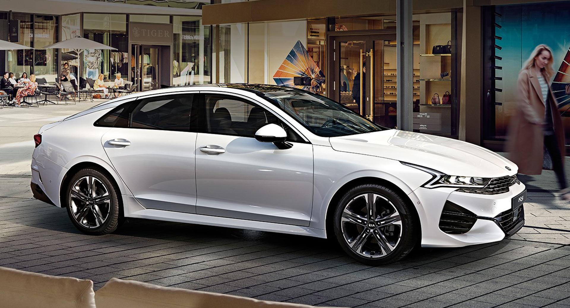 2021 Kia Optima Hybrid Rumors